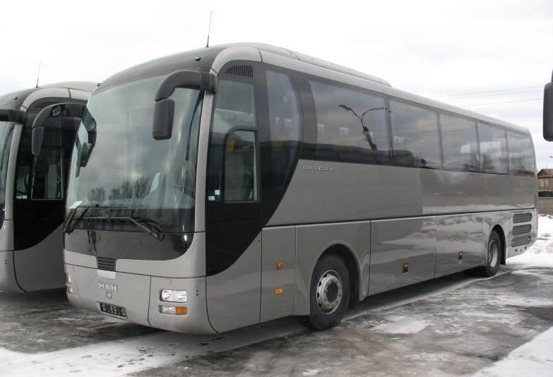 Как доехать автобусом из москвы до днепропетровска