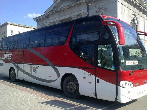 Автобус москва щелковская полтава